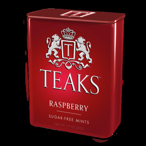 Teaks Raspberry